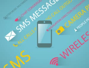 SMS Marketing will be the number one way businesses will reach out to customers.